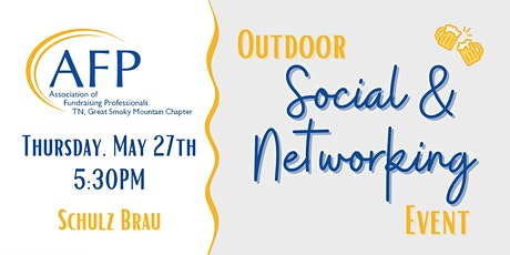 AFP May Social at Schulz Brau tickets