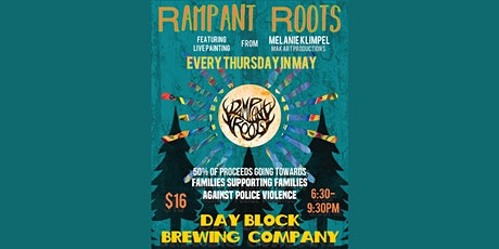 Rampant Roots - Thursday May 20th tickets