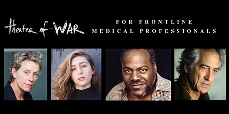 Theater of War Frontline: UCSF tickets
