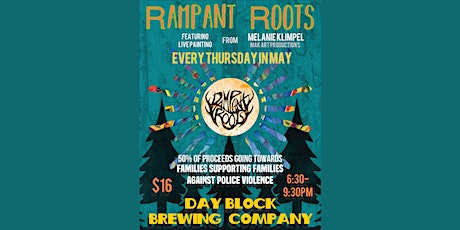 Rampant Roots - Thursday May 27th tickets
