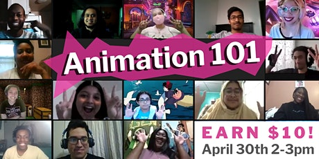 Animation 101 with TAP and Surprise Industry Professional Guest Speaker! tickets