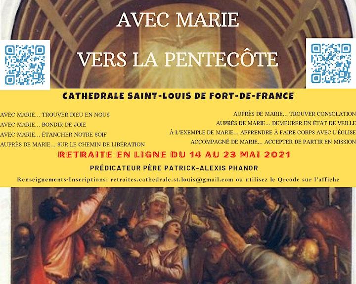 Image pour Retraite Pentecôte 2021