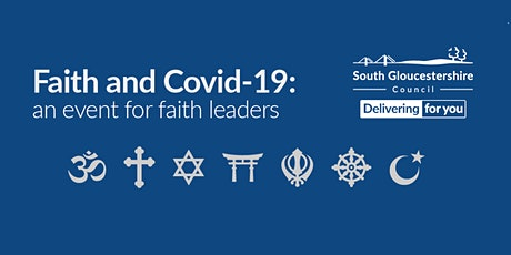 Faith and Covid-19: an event for faith communities tickets