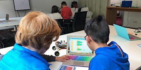 FabLabKids: Robotik-Programmierung für Fortgeschrittene, 2-teilig Tickets