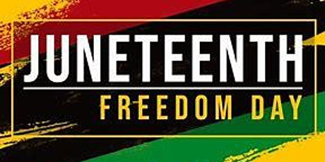 Juneteenth Celebration with 326 Project Freedom tickets