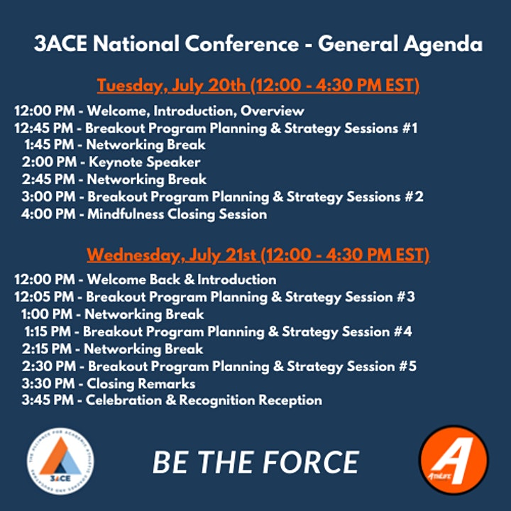 3ACE 2021 National Conference (Virtual) image