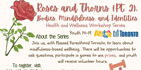 Roses & Thorns Pt. 2: What you need to know about stress! tickets