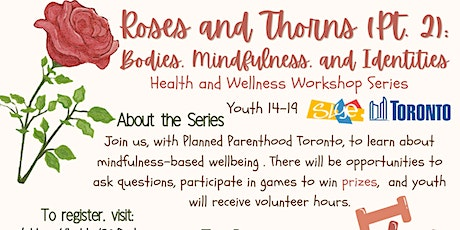Roses & Thorns Pt. 2: Finding Self-Compassion and The Practice of Self Care tickets