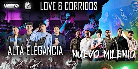 Love & Corridos Austin, TX tickets