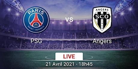 ##Direct PSG - Angers match e.n direct gratuit 21 avril 2021 billets