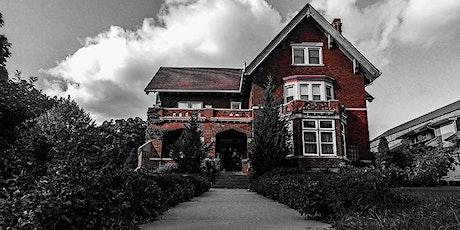 Brumder Mansion  Bed &  Breakfast Luxe Overnight Paranormal Investigation tickets