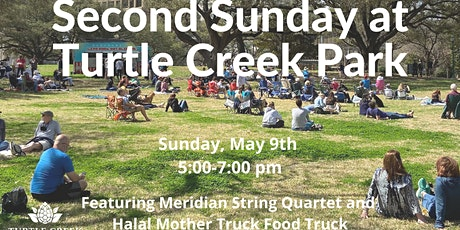Second Sunday at Turtle Creek Park tickets