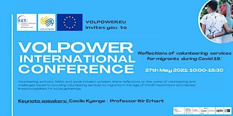 VOLPOWER International Conference tickets