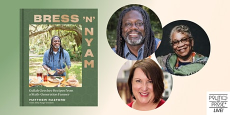 Matthew Raiford and Amy Condon | BRESS 'N' NYAM with Dr. Jessica Harris tickets