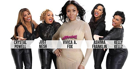 Houston Tx Vivica A Fox Presents Funny By Nature Comedy Tour tickets