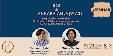 IR35 ve Ankara Anlaşması tickets
