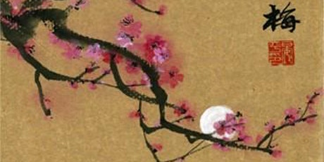 """Copy of """"Learn to Draw and Paint"""" Art Classes ... Chinese Brush Painting tickets"""