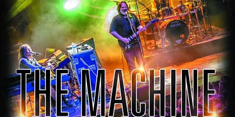 The Machine (Pink Floyd Tribute) tickets