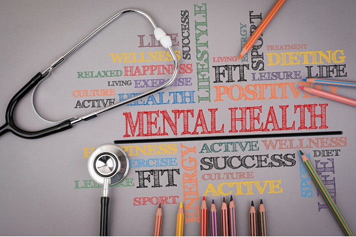 Mental Health Awareness For Health And Fitness Professionals image
