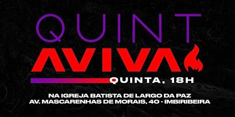 QuintAviva 22/04 tickets
