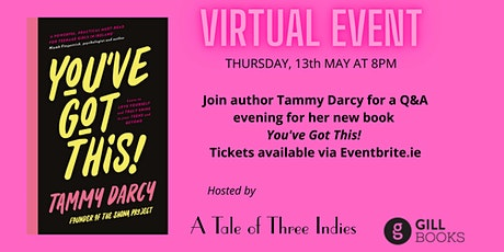An Evening with Tammy Darcy author of You've Got This tickets