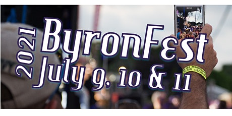 ByronFest 2021 tickets