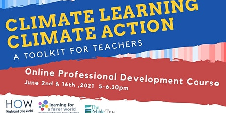 Climate Learning; Climate Action tickets