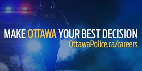 Ottawa Police Services Information Session tickets