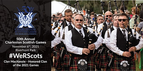 50th Annual Charleston Scottish Games and Highland tickets