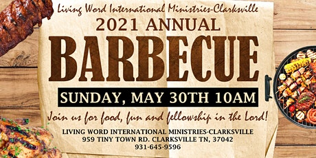 Annual Church BBQ tickets