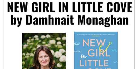 booksigning: New Girl In Little Cove by Damhnait Monaghan tickets