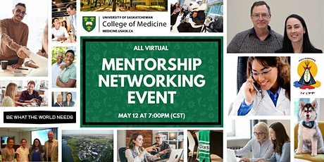 College of Medicine Mentorship Networking Event tickets