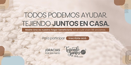 Tejiendo Juntos | 3er. Taller boletos