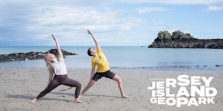 Wellness Wednesdays - 'Ebb & Flow' Yoga at Ouaisné Bay tickets