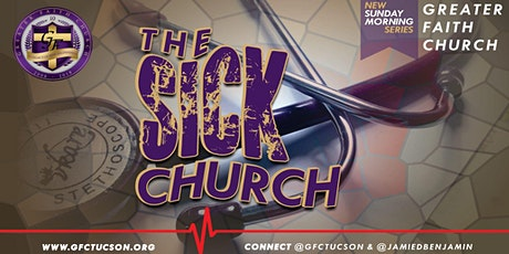 Greater Faith Church Relaunch! tickets