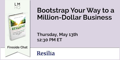 Bootstrap Your Way to a Million-Dollar Business tickets