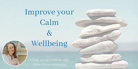 Improve your Calm  & Wellbeing by Taking Control of Your Lockdown Stress tickets
