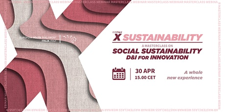 EYPxSustainability: Social Sustainability, D&I for Innovation biglietti