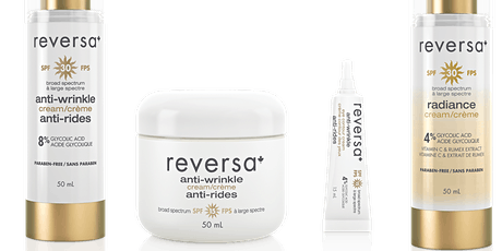 REVERSA Sun and Free Radical Protection (Age-less Solutions) tickets