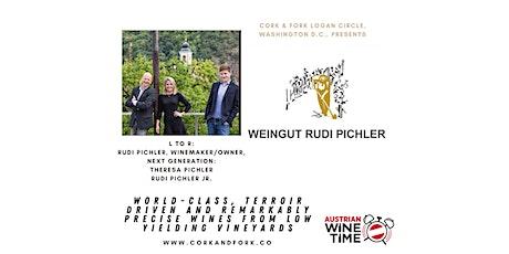Austrian Wine Time Series: Rudi Pichler, Wachau Tickets