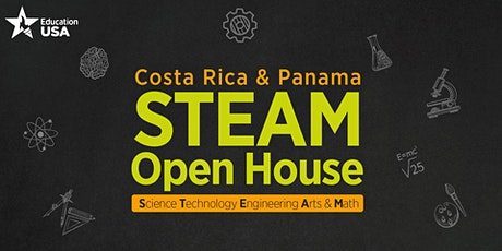 Costa Rica & Panama EducationUSA STEAM Open House tickets
