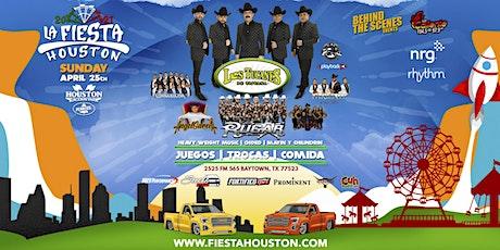 Fiesta Houston Festival tickets