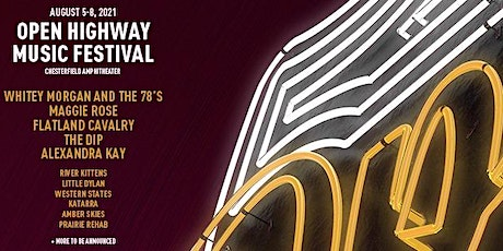 Open Highway Music Festival Day 2 (Marcus King Band and More) tickets
