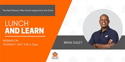 The Real Reason Why Home Inspection Are Done | Brian Daley