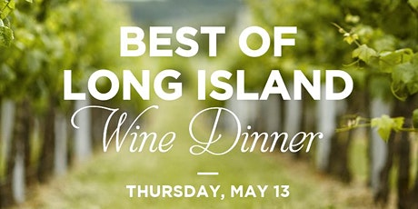 Best of Long Island Wine Dinner tickets
