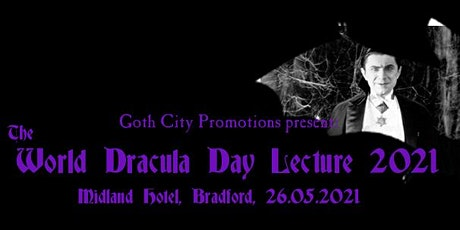 World Dracula Day Lecture 2021 tickets
