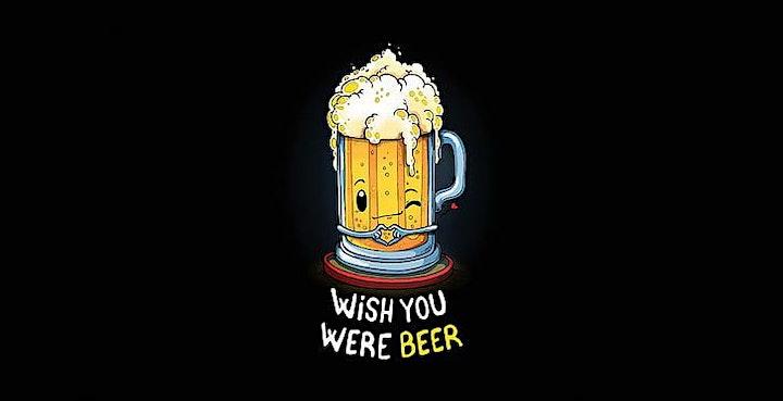 Spanky D's Bottoms Up Beer Bash image