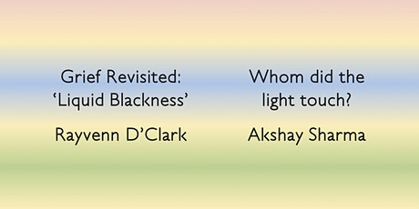 Artist Sharing - Akshay Sharma and Rayvenn D'Clark tickets