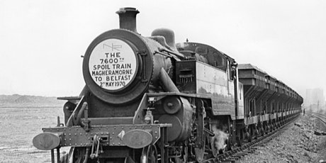 MEA Industrial Heritage Week webinar - The story of the spoil trains tickets