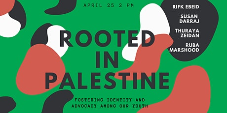 Rooted in Palestine: Fostering Identity and Advocacy Among Our Youth tickets